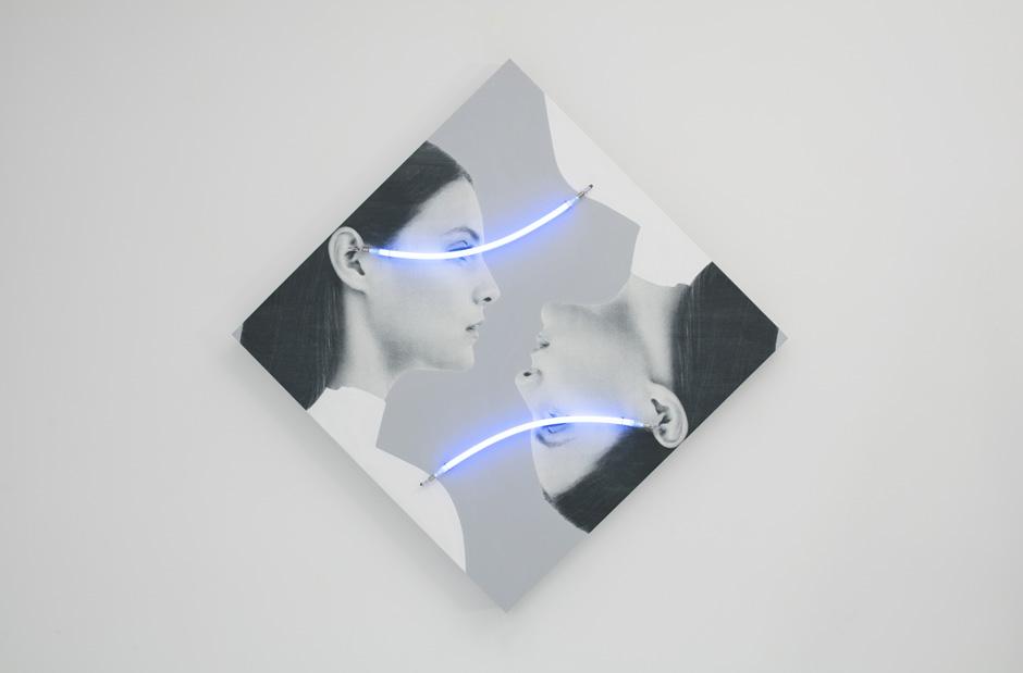 Javier Martin Blindness Light Diamond Poetry